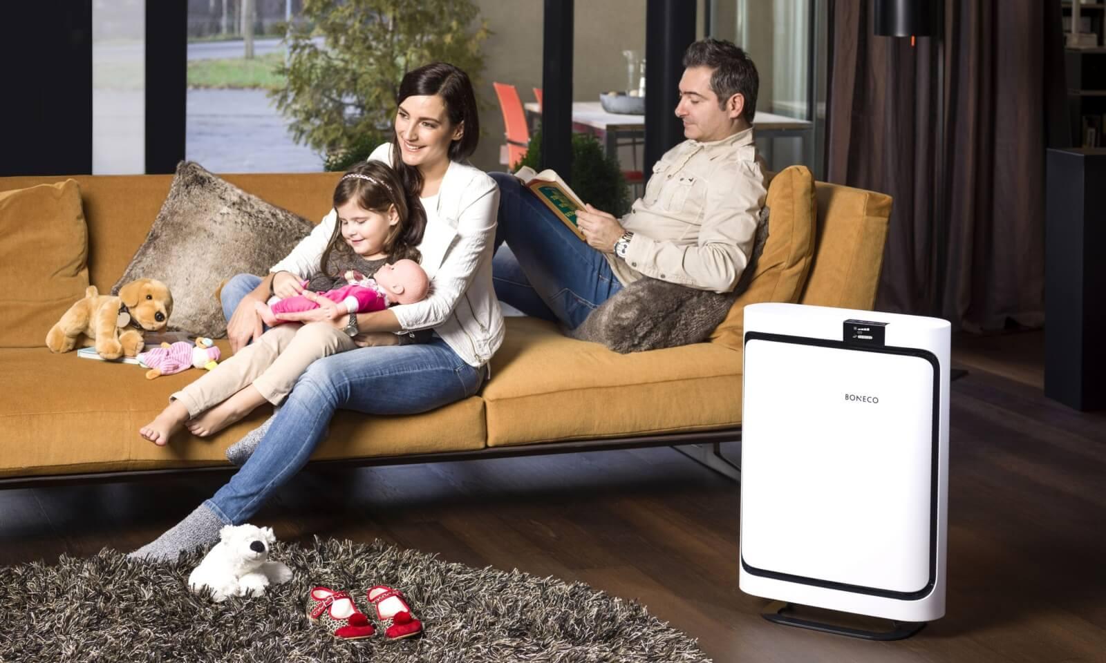 Oczyszczacz powietrza Boneco P500