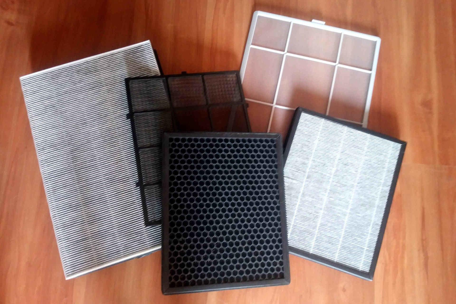 Filtry HEPA, węglowe i wstępne do oczyszczaczy powietrza