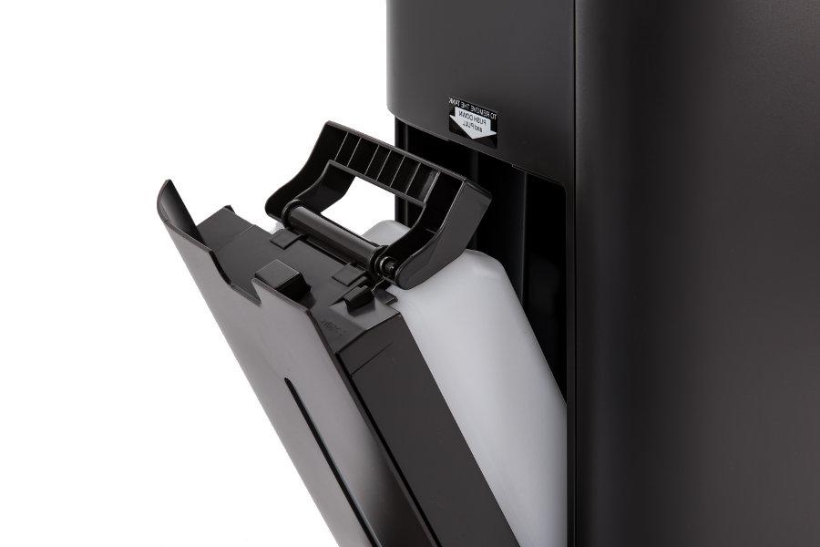 pojemnik na wodę w oczyszczaczu Sharp KC-G40UEH