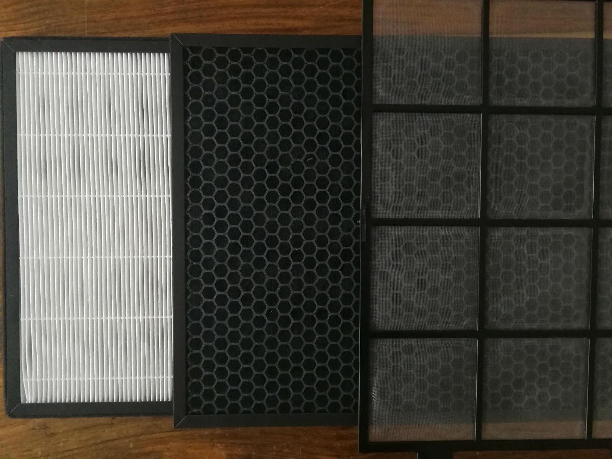 Filtry do oczyszczaczy powietrza