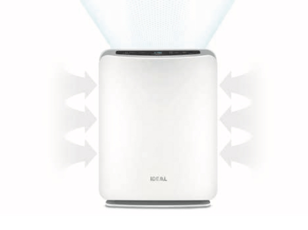 Oczyszczacz Ideal AP 45 i powietrze