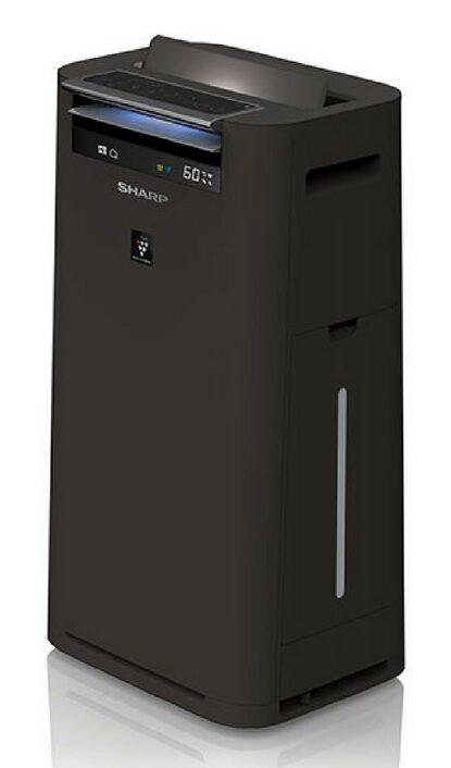 Oczyszczacz powietrza Sharp KC-G40EUW czarny