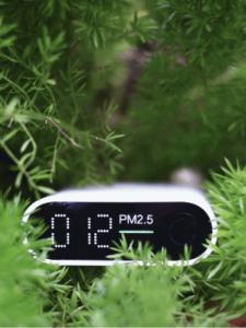 Czujnik powietrza PM 2.5 - jakość powietrza