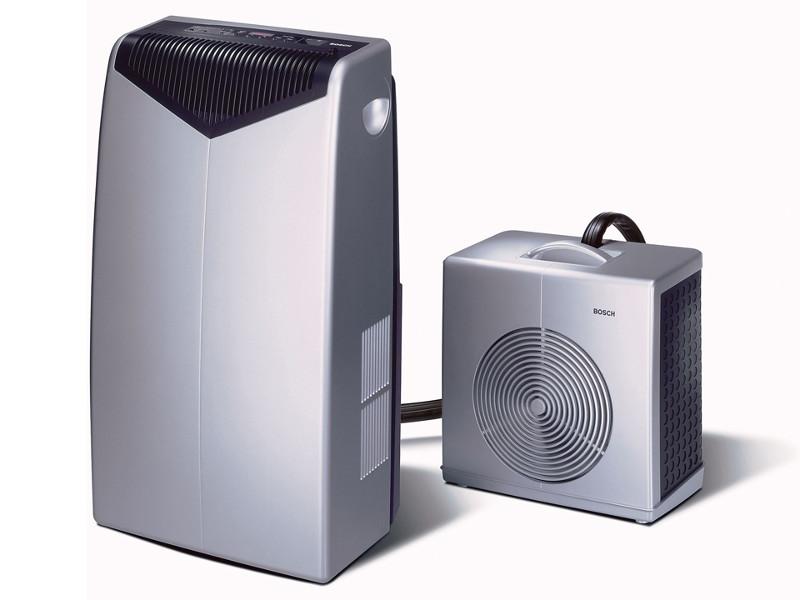 Klimatyzator przenośny typu split
