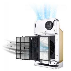 Filtry oczyszczacza powietrza Klarta Forste 3