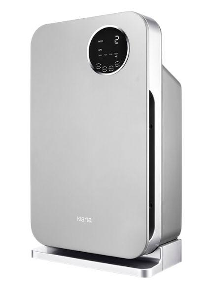 Oczyszczacz powietrza Klarta Forste 3 Silver - półprofil