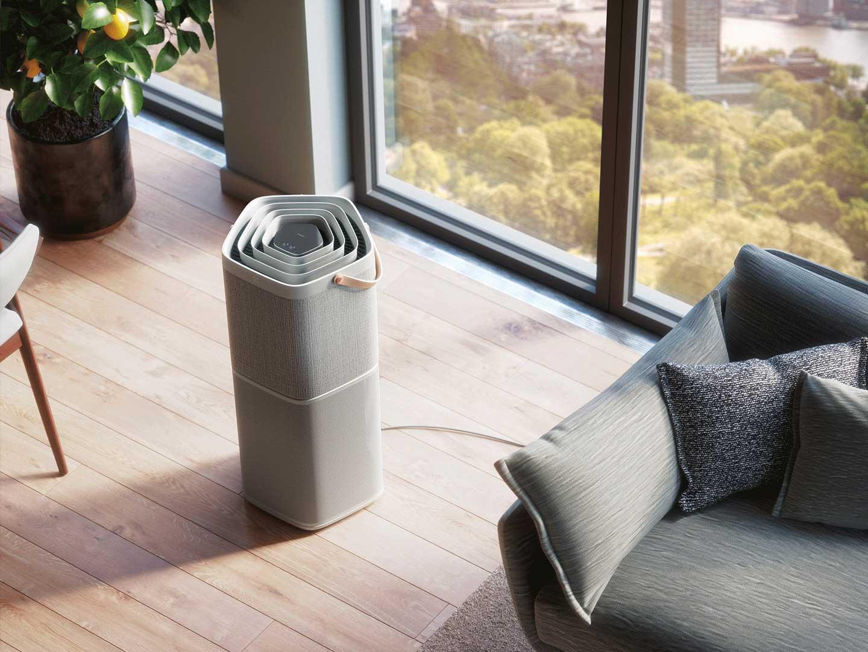 Oczyszczacz powietrza Electrolux Pure A9 PA91-404GY