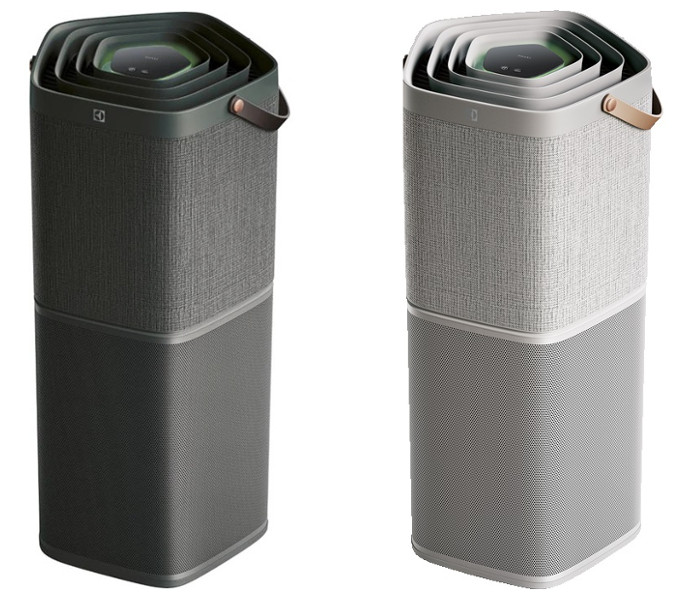 Oczyszczacz powietrza Electrolux PA91-604 w dwóch wersjach kolorystycznych