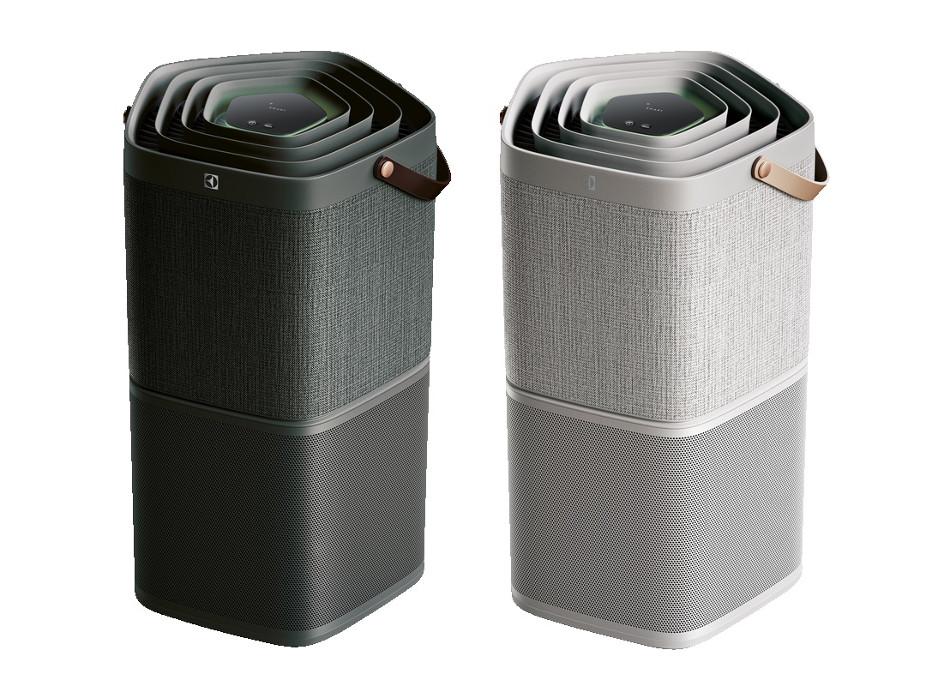 Oczyszczacze powietrza Electrolux Pure A9 PA91-404 w dwóch wersjach kolorystycznych
