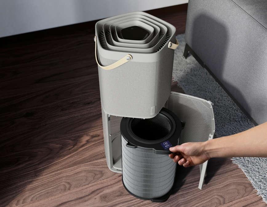 Filtr w oczyszczaczu powietrza Electrolux Pure A9 PA91-404