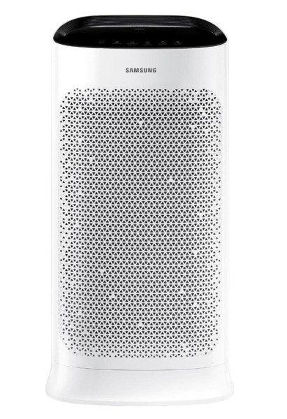 Oczyszczacz powietrza Samsung AX60 z czarnym panelem