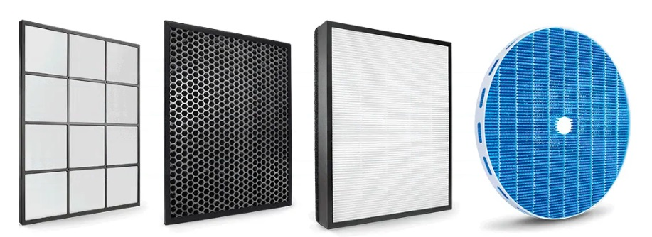 Filtry do oczyszczacza powietrza Philips AC3829/10