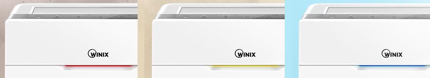 Wskaźnik jakości powietrza w oczyszczaczu powietrza Winix Zero Pro
