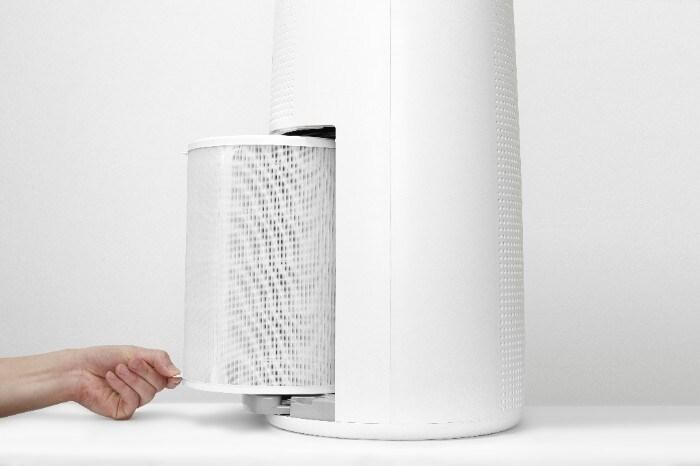 Filtr w oczyszczaczu powietrza Winix Tower QS