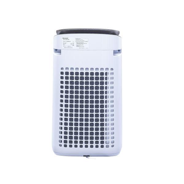Oczyszczacz powietrza Sharp FP-J80 widoczny od tyłu