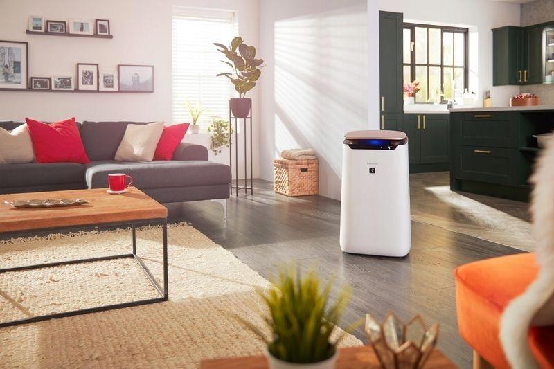 oczyszczacz powietrza oczyszczacz powietrza Sharp FP-J80
