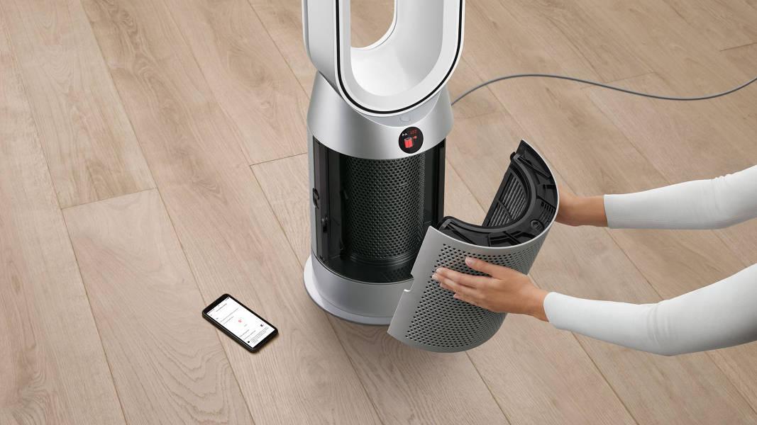 Oczyszczacz powietrza Dyson Pure Hot+Cool HP04