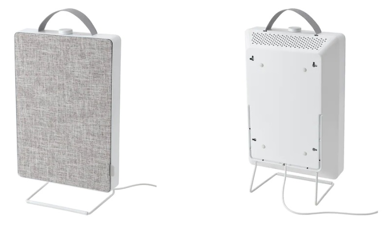 Oczyszczacz powietrza Oczyszczacz powietrza Ikea Förnuftig biały