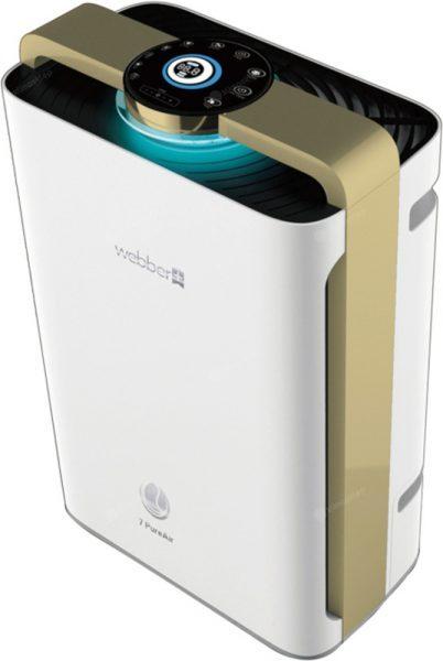 Oczyszczacz powietrza Webber AP9700 Gold