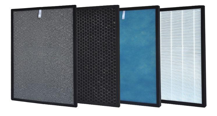 Filtry do oczyszczacza powietrza Webber AP9405B
