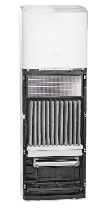 Oczyszczacz powietrza LIFAair LAF200 z filtrem