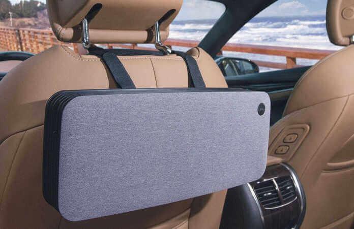 oczyszczacz powietrza do samochodu lifaairlac50w na zagłówek