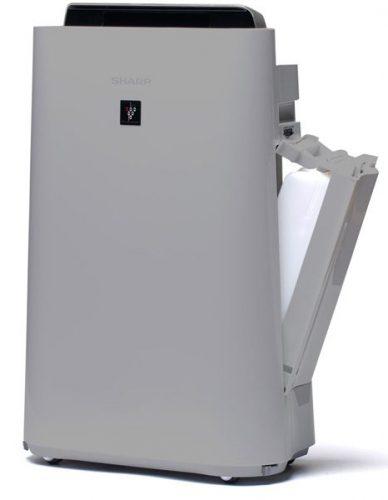 Oczyszczacz powietrza UA-HD50E-L ze zbiornikiem nawilżacza
