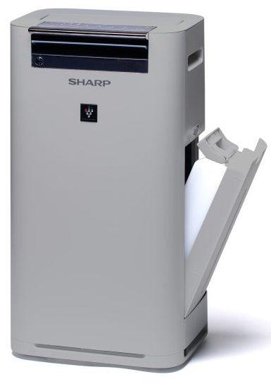 Oczyszczacz powietrza UA-HG50E-L z wysuniętym zbiornikiem na wodę
